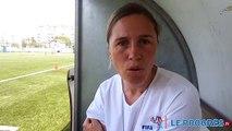 """Camille Abily : """"Il faudra gérer la pression du premier match mais les Françaises sont prêtes"""""""