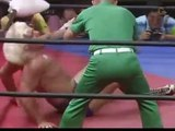 Jumbo Tsuruta vs. Ric Flair - Part 1 (AJPW Grand Champion Carnival II - Tag 23)