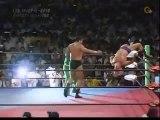 Jumbo Tsuruta vs. Ric Flair - Part 2 (AJPW Grand Champion Carnival II - Tag 23)