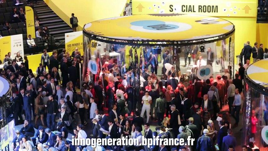 Bpifrance Inno Generation - Rendez-vous TOUS le 10 octobre 2019