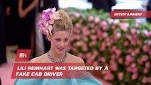 Lili Reinhart Was In Stranger Danger