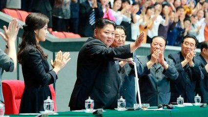 Kim Jong-un is unhappy about North Korea's mass games