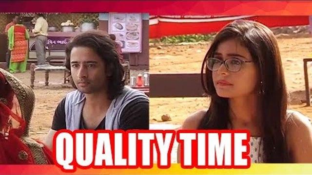 Yeh Rishtey Hain Pyaar Ke: Abir and Mishti spend quality time at a Dhaba