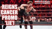 Chris Jericho SHOOTS on Roman Reigns Cancer Promo Rumour!! Jon Moxley WINS Major Title!! Undertaker and Goldberg FACE TO FACE!! - WrestleTalk Radio