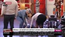 Regardez une partie de l'équipe d'Affaire conclue de France 2 invité dans Morandini Live