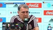 Hoy juega la Selección Azteca, se enfrenta a Venezuela. | Azteca Deportes