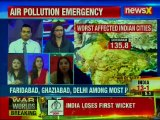 Air Pollution Emergency: 22 of 30 Most Polluted Cities In World In India | NewsX