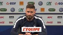 Giroud «Très content de prolonger l'aventure à Chelsea» - Foot - ANG