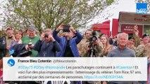 75e anniversaire du Débarquement : premières cérémonies dans la Manche