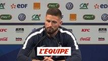 Giroud sur Sarri «Très content qu'il ait pu gagner son premier titre» - Foot - ANG - Chelsea