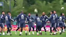 Messi trains with Argentina ahead of Copa America