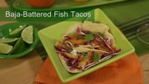 Fish Tacos & How to Pan-Fry with Less Oil