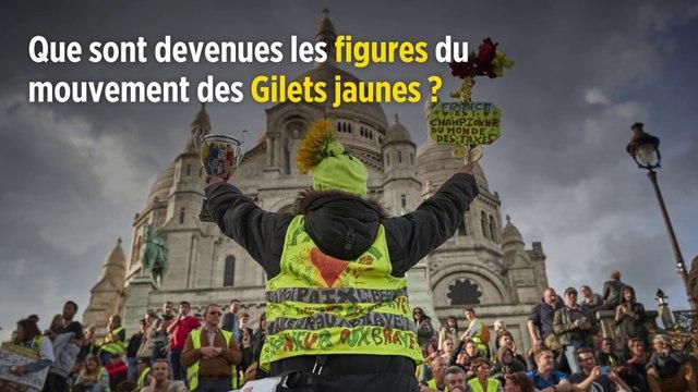 Que sont devenues les figures du mouvement des Gilets jaunes ?