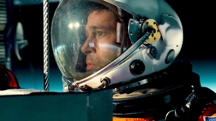 Ad Astra with Brad Pitt - Official Trailer