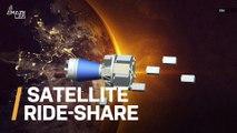 'Lego-Style' Dispenser to Send Dozens of Satellites into Space