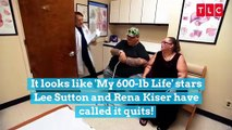 'My 600-lb Life' Stars Rena and Lee Call It Quits, FB Relationship Status Says She's 'Single'