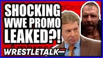 EPIC Undertaker Vs Goldberg! SHOCKING WWE Jon Moxley Promo LEAKED?! | WrestleTalk News June 2019