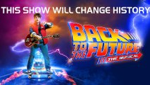 Back To The Future - The Musical - Teaser Trailer - 2020