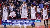 DeMar DeRozan Says He Was the 'Sacrificial Lamb' in Raptors' March to NBA Finals