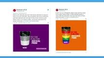 Cette campagne publicitaire voulait célébrer les LGBT, mais c'est un échec cuisant
