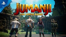 Jumanji: The Video Game - PS4, Xbox One, Switch PC - Announcement Trailer | E3 2019