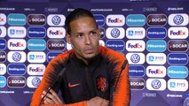 Netherlands look ahead to Nations League semi against England