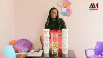 Melissa Fatoumbi : entrepreneur du mois, blogueuse maman, conceptrice de la marque les p'tits plats d'Oman