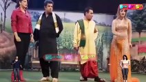 Nasir Chinyoti, Afreen Pari & Naseem Vicky Very funny clip 2019