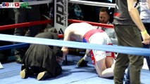 Ryan Oliver vs MJ Hall (15-06-2018) Full Fight