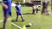 Le catastrophique corner du président de la FIFA, Gianni Infantino