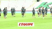 Deschamps brouille les pistes avant Turquie-France - Foot - Bleus