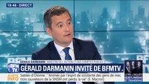 """Gérald Darmanin assure qu'il n'y a eu """"aucune intrusion"""" dans le système informatique des impôts"""