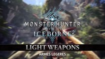 Monster Hunter World : Iceborne - Armes Légères