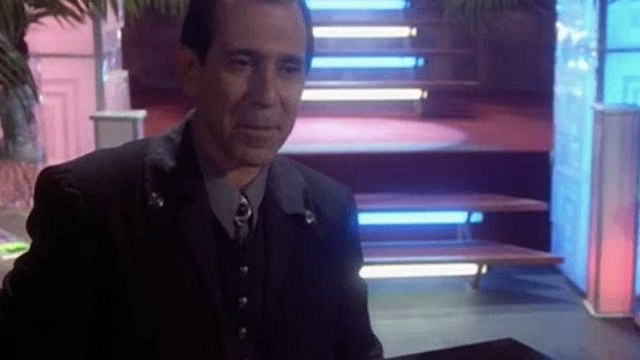 Babylon 5 Season 1 Episode 13 Signs and Portents