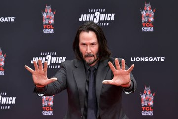 Keanu Reeves to Reportedly Make Marvel Debut in 'The Eternals'