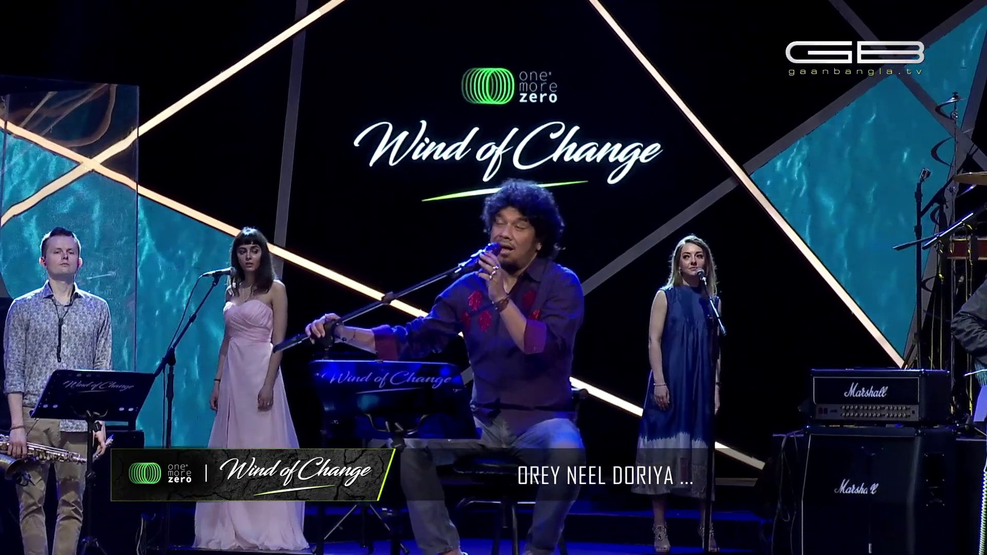 ORE NIL DORIYA - TAPOSH FEAT PAPON - OMZ WIND OF CHANGE SEASON 5