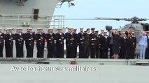 Des vétérans retracent leur voyage à travers la Manche à bord du MV Boudicca