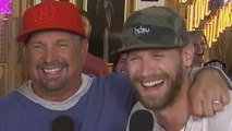 Garth Brooks Surprises Superfan and Fellow Musician Chase Rice -- Watch! (Exclusive)