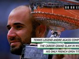 On This Day...Agassi completes career grand slam