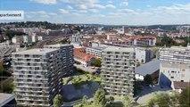 A vendre - Appartement - Fribourg (1700) - 4 pièces - 118m²