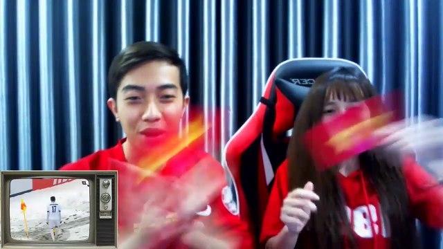 Reaction của Cris Phan và Mai Quỳnh Anh