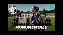Gaëtane Thiney, une Juvisienne qui incarne les valeurs du foot féminin