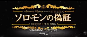 SOLOMON'S PERJURY - Part 2 (2015) Trailer VOST-ENG - JAPAN