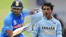 IND vs SA World Cup 2019 : ಮೊದಲ ಪಂದ್ಯದಲ್ಲೆ ದಾದಾ ದಾಖಲೆ ಮುರಿದ ರೋಹಿತ್ ಶರ್ಮಾ..? | Oneindia Kannada