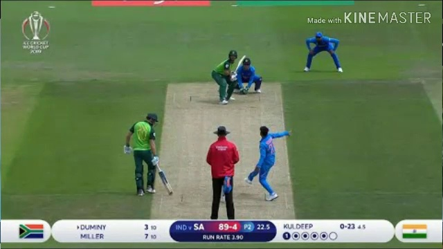 India vs South Africa 2019 World Cup Highlights & Analysis