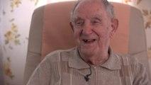 Il avait 21 ans le jour du Débarquement... 75 ans après, ce vétéran français partage un souvenir toujours intact