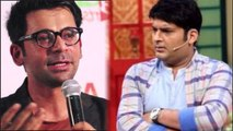 The Kapil Sharma Show: Sunil Grover talks about his comeback | FilmiBeat