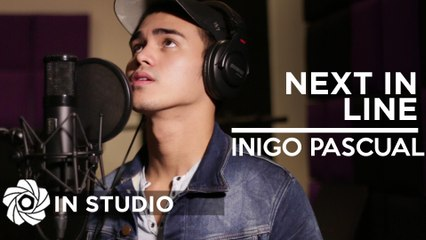 Inigo Pascual - Next In Line | Sino Ang Maysala (In Studio)