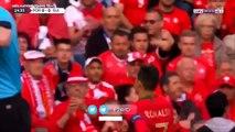 Le triplé de Cristiano Ronaldo face à la Suisse !