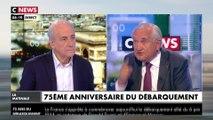 """Jean-Pierre Raffarin : """"Il y a de la détermination à affaiblir l'Europe du côté américain"""""""
